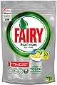 Fairy Platinum Lemon Capsules 50's
