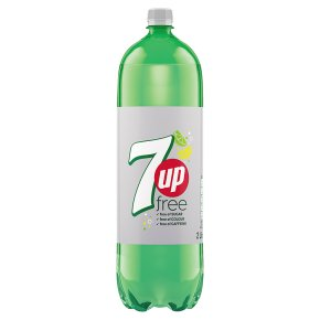 7 Up Free 2ltr