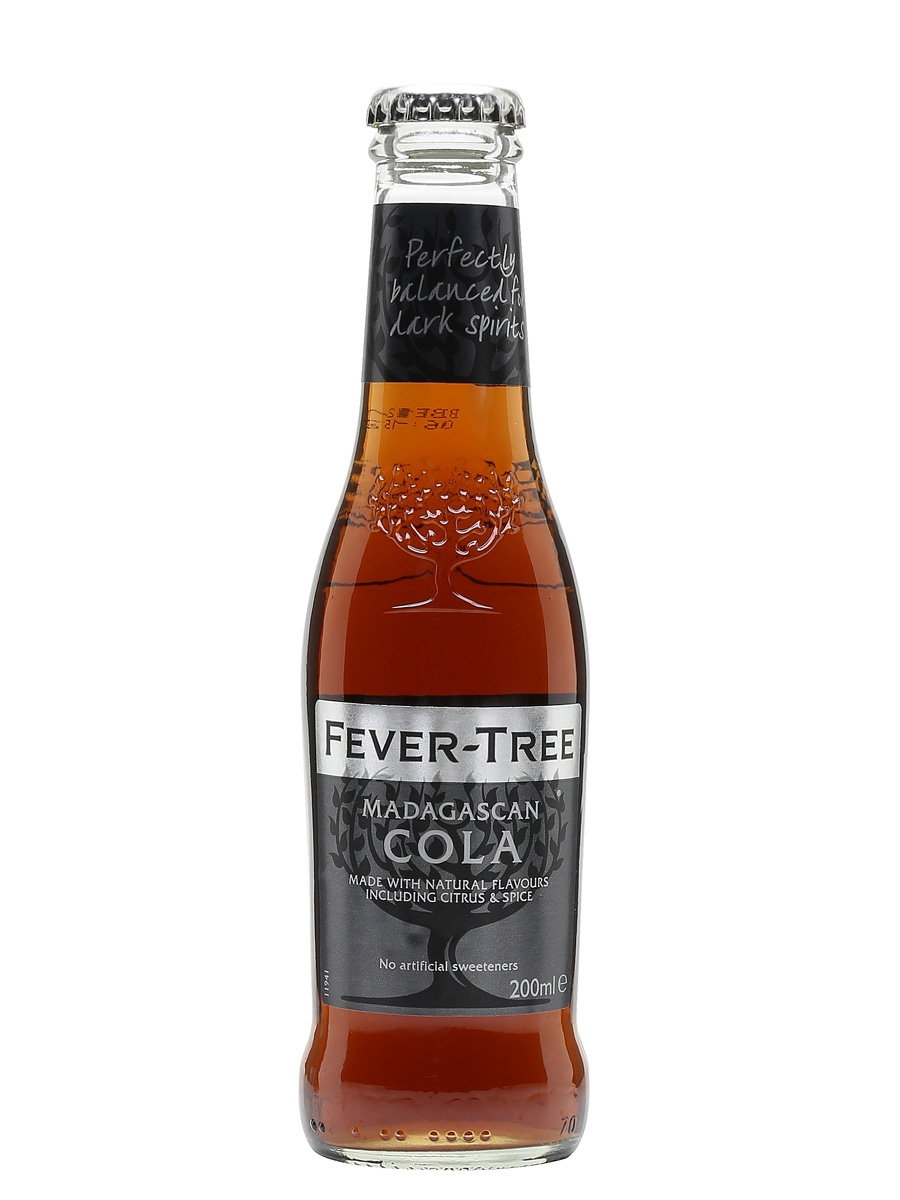 Fever Tree Madagscan Cola