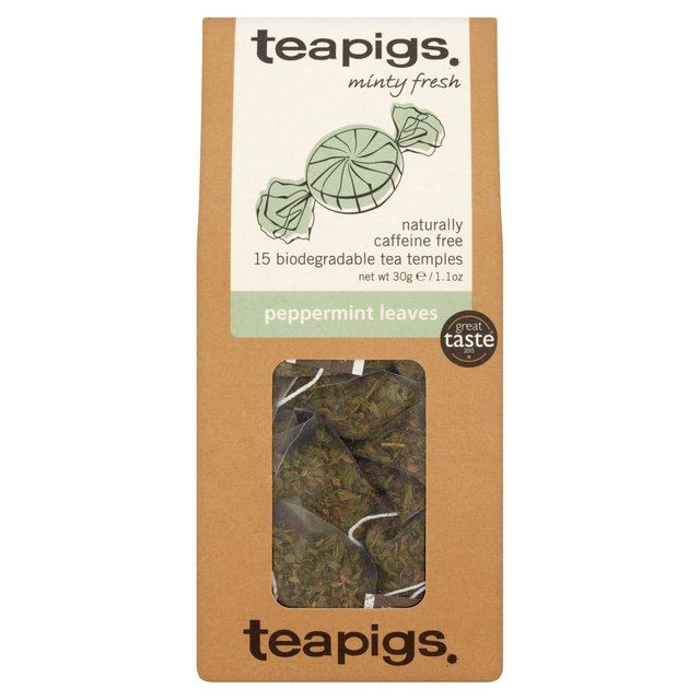 Teapigs Peppermint Leaves 2 x 15 bags