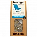 Teapigs Lemon & Ginger 2 x 15 bags