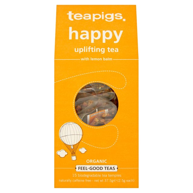 Teapigs Happy Uplifting Tea 2 x 15 bags