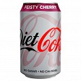Diet Coca Cola Cherry Cans