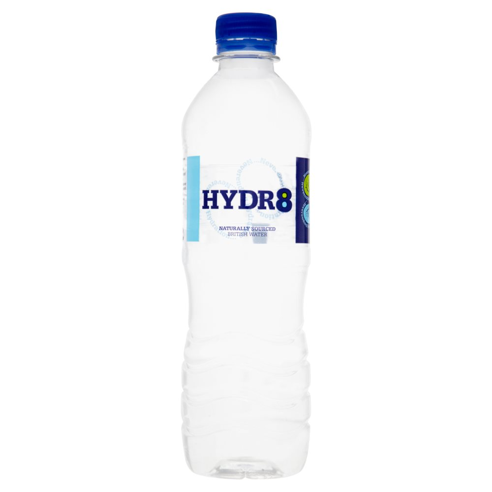 Hydr8 Still Water 500ml