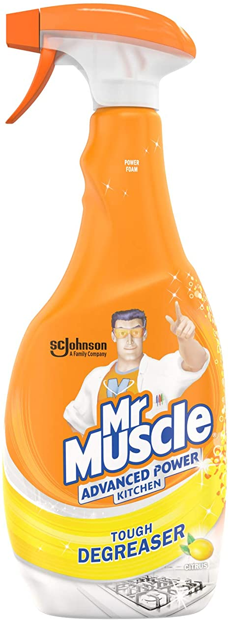 Mr Muscle Kitchen Power Foam 750ml