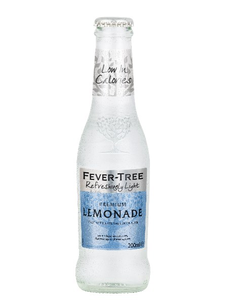 Fever Tree Premium Lemonade Light