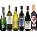 Festive Christmas Mixed Selection 6 x 75cl