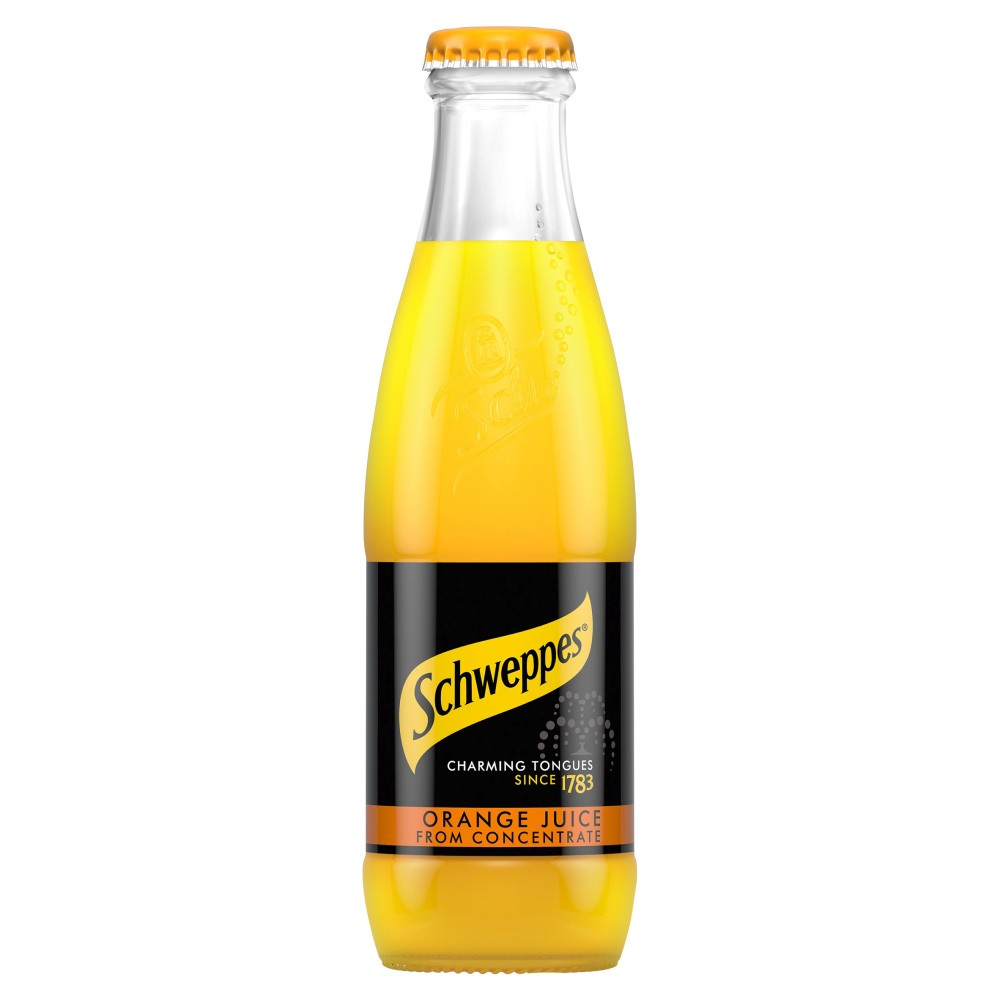 Schweppes Orange Juice 200ml