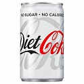 Diet Coca Cola Cans 330ml