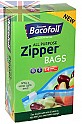 Bacofoil All Purpose Zip Bags 54's