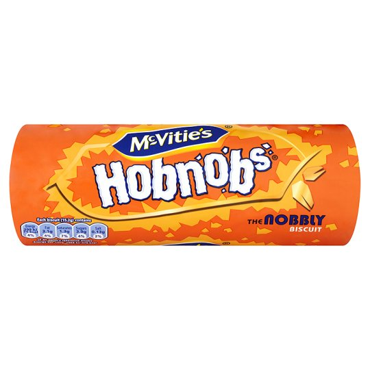Nexpress Delivery Biscuits Plain Mcvities Hob Nobs
