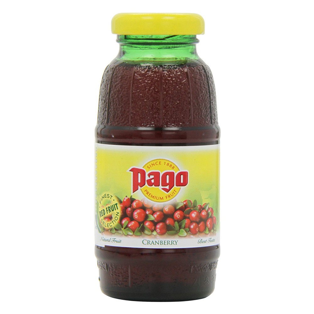 Pago Cranberry Juice