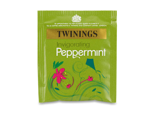 Twinings Pure Peppermint Envelopes 2 x 20's