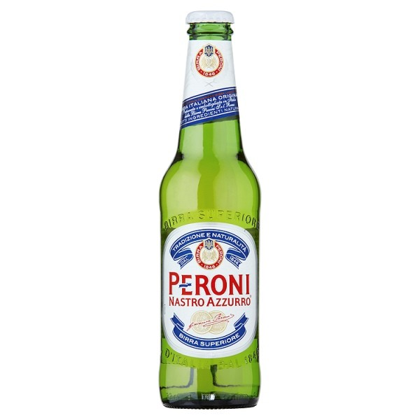 Peroni Bottles (NASTRO) 330ml