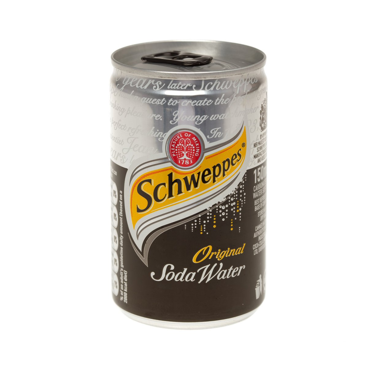 Schweppes Soda Water 150ml