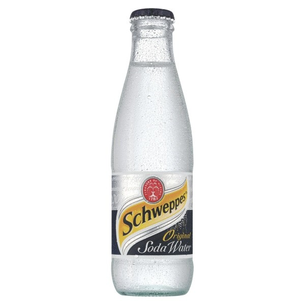 Schweppes Soda Water 200ml