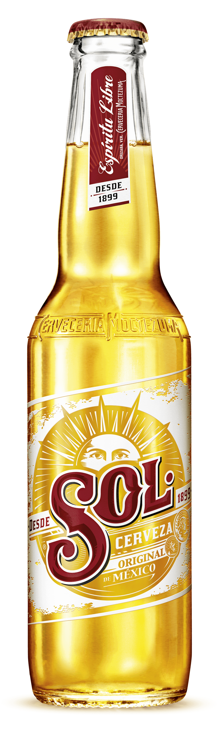 Sol Beer Bottles 330ml