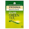 Twinings Green Tea 4 x 20's